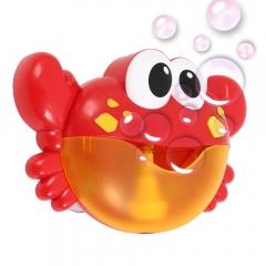 """Игрушка для купания """"Музыкальный Краб"""" с мыльными пузырями"""