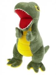 Мягкая игрушка Динозавр Т-Рекс 56 см зеленый (T-Rex)