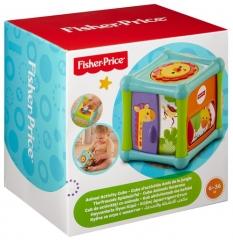 Кубики BFH80 веселые животные Fisher-Price