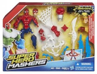 Фигурка Spider-man B0679 Hasbro Super Hero Mashers