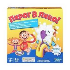 Настольная игра Hasbro Игры Пирог в лицо B7063