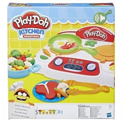 "Набор B9014 PLAY-DOH ""Кухонная плита"" HASBRO"
