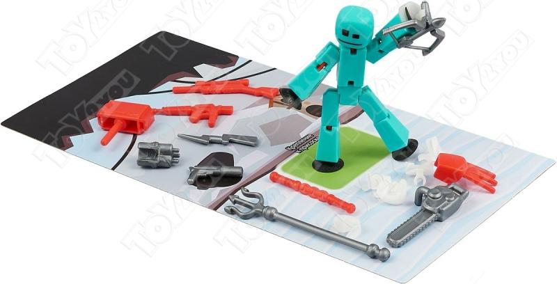 Стикбот (Stikbot) оружие