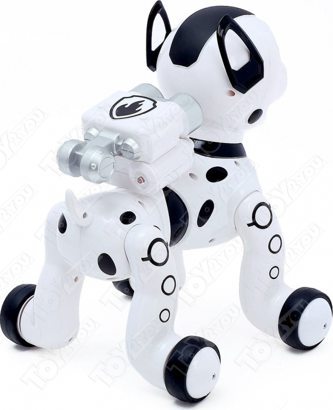 """Игрушка радиоуправляемая """"Робо-кот"""""""