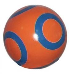 Мяч с кругами (полоса) 125мм с-100ЛП