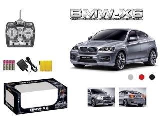 Машина на радиоуправлении 1:14 BMW X6 866-1401B со светом