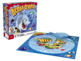 Игра 33893 Акулья охота OTHER GAMES HASBRO