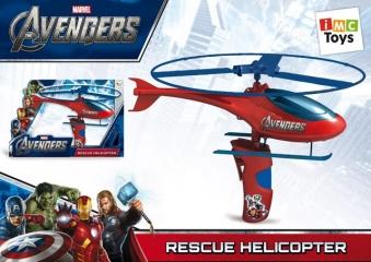 Вертолет Мстители с пускателем MARVEL 390034