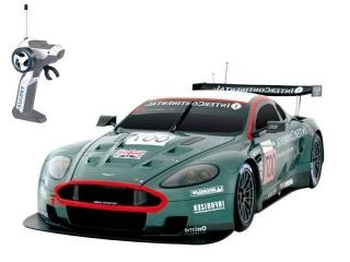 Легковой автомобиль Auldey Aston Martin DB9 Racing (LC296830) 1:28