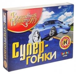 Настольная игра Супер-гонки 16251/00918