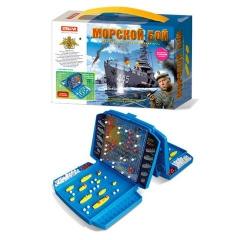 Настольная игра Морской бой Стеллар Stellar