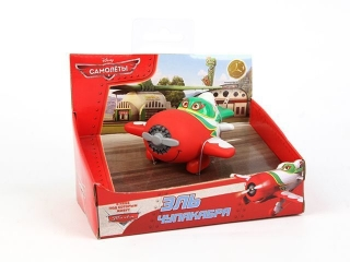 Пластизоль GT6699 Самолет Эль Чупакабра, в коробке TM Disney