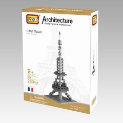 Конструктор Architecture 9361 Эйфелева Башня