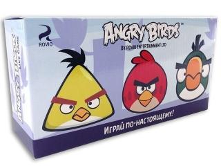 "Набор птичек для игры CTC-AB-4 ""Angry Birds"" Chericole Angry Birds"