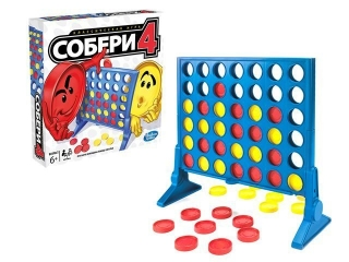 Игра А5640(А5648) Собери 4 OTHER GAMES HASBRO