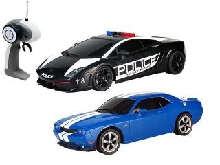 Набор машин Auldey Police-Pack (YW299911-4) 1:16