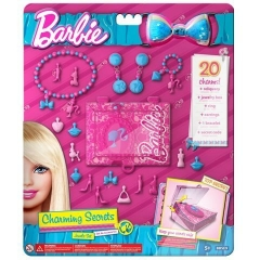 Набор Создай свое украшение с аксессуарами Barbie INTEK BBSE9