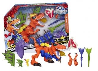 Фигурка Hasbro Hero Mashers Jurassic World Тираннозавр Рекс B1198