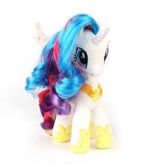 Мягкая игрушка Hasbro Пони GT9001 Принцесса Селестия, 26 см, со звуком MY Little Pony