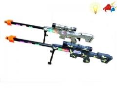Автомат детский 100856053 со светом и звуком