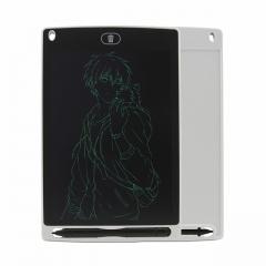 Детский графический планшет 8,5 дюймов (ЖК-блокнот для письма) Белый