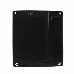 Детский графический планшет 8,5 дюймов (ЖК-блокнот для письма) Черный