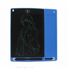 Детский графический планшет 8,5 дюймов (ЖК-блокнот для письма) Синий