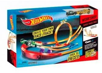 Игровой набор Hot Wheel Безумное кольцо (3083)