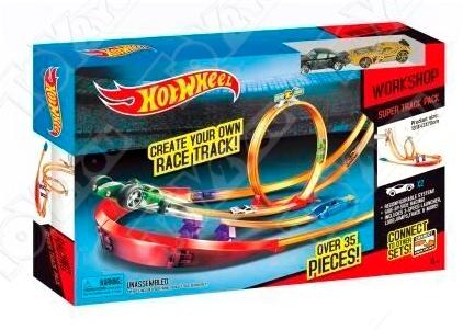 Игровой набор Hot Wheels Безумное кольцо (3083)
