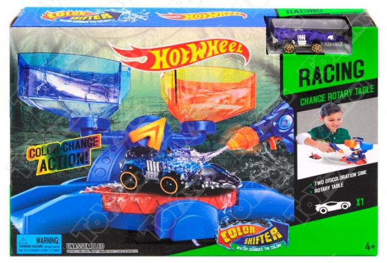 Мойка Hot Wheel Color Shifter (2705)