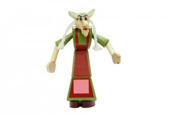 Баба Яга (зеленый)
