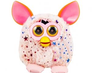 Ферби Пикси Интерактивная-игрушка (Furby Piksi) Розовый