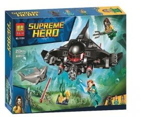 Конструктор Супергерои DC Аквамен: Чёрная Манта наносит удар 253 деталей 76095 BELA 11024