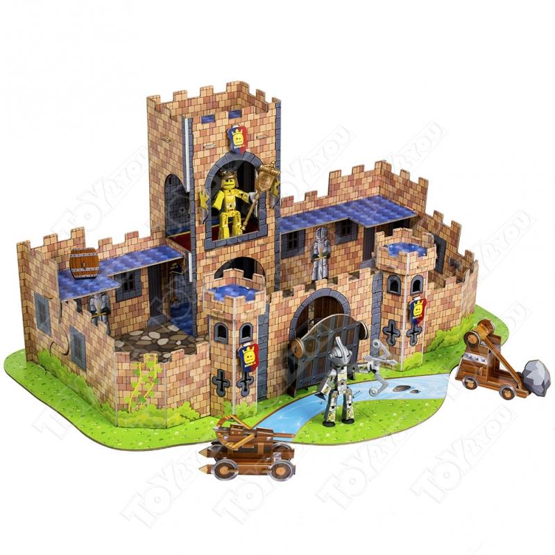 Набор Стикбот Студия Крепость