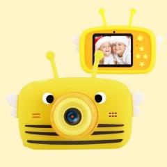Детский фотоаппарат Пчелка «Жёлтая» Children's fun Camera