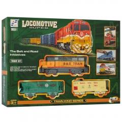 Электрическая железная дорога Locomotive 19059-1
