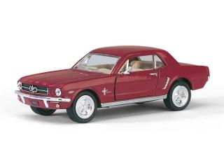Машина 1:36 1964 1/2 Ford Mustang KT5351W инерционная, металл, в коробке 16*8,5*7,5см KINSMART