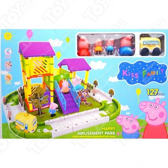 "Набор ""Парк развлечений Свинки Пеппа"""