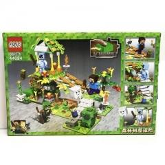 Конструктор Minecraft My World Эльфийская башня 405 деталей (QS08 44084)