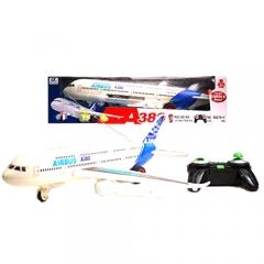 Самолёт на управлении AIROBUS A380