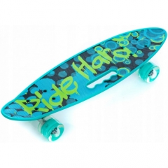 "Скейт Cruiser Board ""Ride Hard"" пенни борд 61 см"
