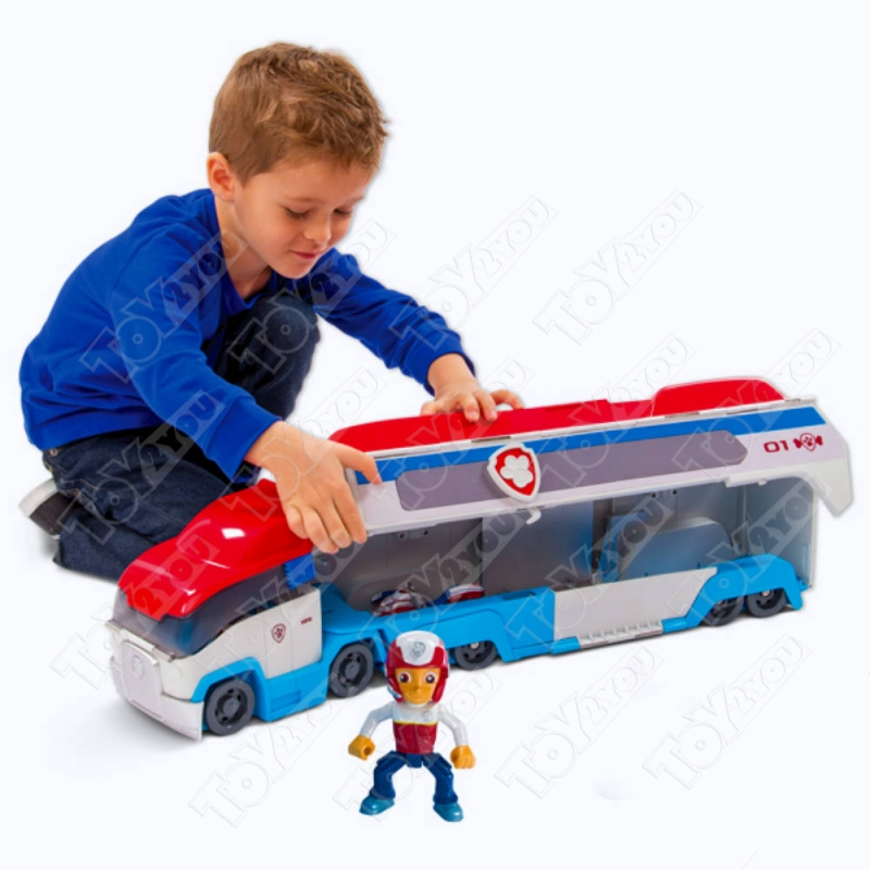 Автовоз спасателей Щенячий Патруль