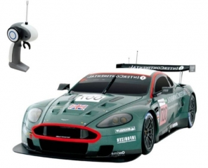 Р/у 1:16 ASTON MARTIN - DB9 Racing LC258830-5 Машина на батарейках, в коробке AULDEY