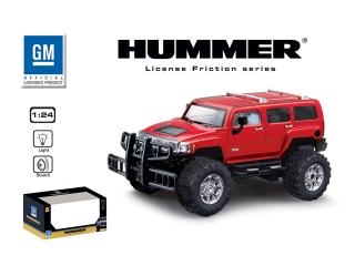 Машина 1:24 HUMMER H2 866-82443 инерционная