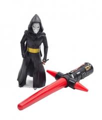 Игрушка Кайло Рен с мечом Звездные Войны 18 см + сувенирный меч