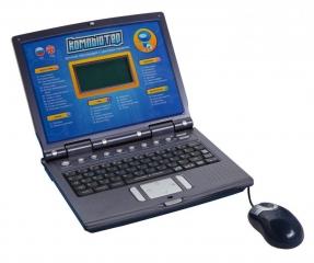 Детский Русско-Английский обучающий компьютер (Joy Toy 7160)