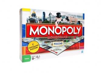Настольная игра Monopoly Россия
