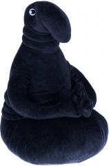 Мягкая игрушка Ждун 40см Темно-синий