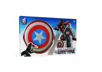 Набор Капитан Америка с щитом