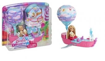 Кроватка DWP59 волшебная Челси Barbie